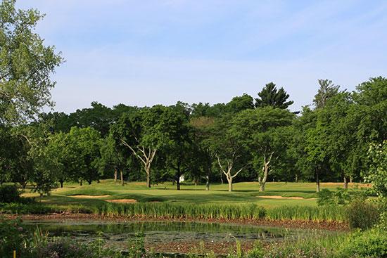 Renovation gardner gerrish for Gardner golf course